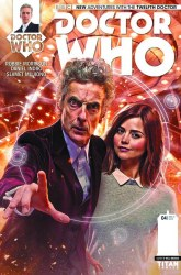 DOCTOR WHO 12TH YEAR TWO #4 CVR B PHOTO