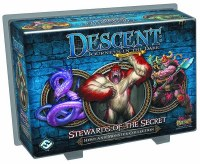 DESCENT JOURNEYS IN THE DARK STEWARDS OF THE SECRET