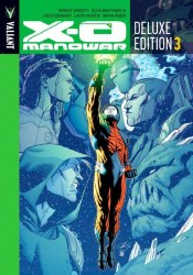 X-O MANOWAR DLX HC VOL 03