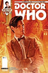 DOCTOR WHO 11TH YEAR TWO #9 CVR B PHOTO