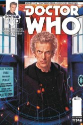 DOCTOR WHO 12TH YEAR TWO #6 CVR B PHOTO
