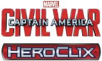 MARVEL HEROCLIX CAPTAIN AMERICA CIVIL WAR 24 CT DISPLAY