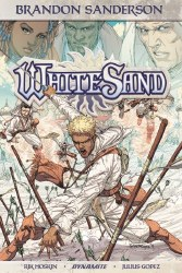 BRANDON SANDERSON WHITE SAND HC VOL 01