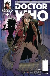 DOCTOR WHO 4TH #4 (OF 5) CVR C YATES