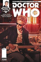 DOCTOR WHO 12TH YEAR TWO #7 CVR B PHOTO