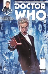 DOCTOR WHO 12TH YEAR TWO #8 CVR B PHOTO