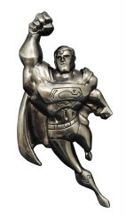SUPERMAN ANIMATED SERIES FIG BOTTLE OPENER