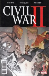 CIVIL WAR II #1 (OF 7) PREM VAR