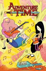 ADVENTURE TIME TP VOL 09