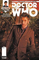 DOCTOR WHO 10TH YEAR TWO #13 CVR B PHOTO
