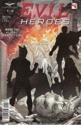 EVIL HEROES #1 (OF 6) A CVR RICHARDSON (MR)