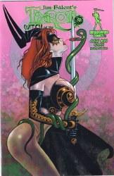 TAROT WITCH OF THE BLACK ROSE #099 (MR) B CVR