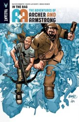A&A ADV OF ARCHER & ARMSTRONG TP VOL 01 IN THE BAG