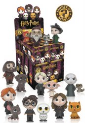 HARRY POTTER MYSTERY MINIS 12PC BMB DISP