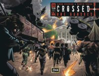CROSSED PLUS 100 #18 AMERICAN HISTORY X WRAP CVR (MR)