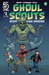 GHOUL SCOUTS NIGHT OF THE UNLIVING UNDEAD #3 CVR A STEGBAUER