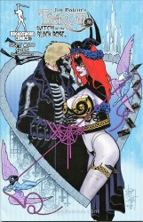 TAROT WITCH OF THE BLACK ROSE #100 (MR) A CVR