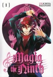 MAGIA THE NINTH GN VOL 01