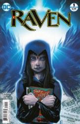 RAVEN #1 (OF 6)