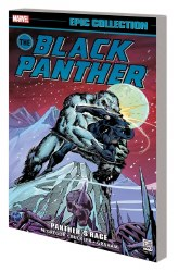 BLACK PANTHER EPIC COLLECTIONTP PANTHERS RAGE