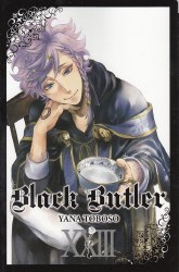 BLACK BUTLER TP VOL 23