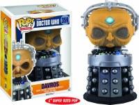 POP DOCTOR WHO DAVROS 6IN VINYL FIG