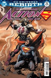 ACTION COMICS #968 VAR ED
