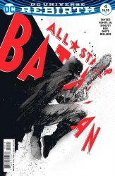 ALL STAR BATMAN #4 JOCK VAR ED