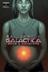 BATTLESTAR GALACTICA GODS & MONSTERS #2 (OF 5) CVR B WOODS