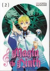 MAGIA THE NINTH GN VOL 02