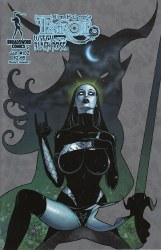 TAROT WITCH OF THE BLACK ROSE #102 (MR) A CVR
