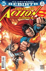 ACTION COMICS #971 VAR ED