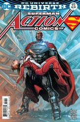 ACTION COMICS #973 VAR ED