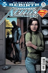 ACTION COMICS #974 VAR ED