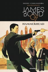 JAMES BOND HAMMERHEAD HC