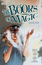 BOOKS OF MAGIC TP BOOK 01 (MR)