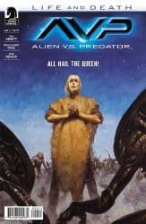 ALIENS VS PREDATOR LIFE AND DEATH #4