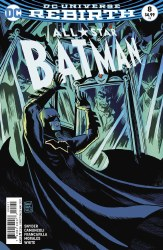 ALL STAR BATMAN #8 FRANCAVILLA VAR ED