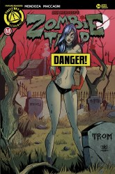 ZOMBIE TRAMP ONGOING #34 CVR F TROM RISQUE (MR)