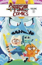ADVENTURE TIME COMICS TP VOL 2