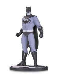 BATMAN BLACK & WHITE BATMAN STATUE BY AMANDA CONNER