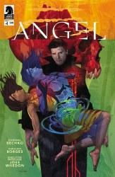 ANGEL SEASON 11 #4 MAIN FISCHER CVR