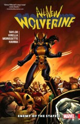 ALL NEW WOLVERINE TP VOL 03 ENEMY OF STATE II
