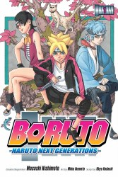 BORUTO GN VOL 01 NARUTO NEXT GENERATIONS