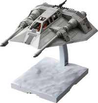 STAR WARS SNOW SPEEDER 1/48 MDL KIT