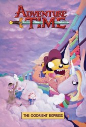 ADVENTURE TIME ORIGINAL GN VOL 10 OOORIENT EXPRESS