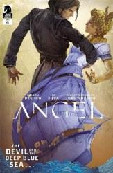ANGEL SEASON 11 #5 MAIN FISCHER CVR