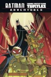 BATMAN TMNT ADVENTURES TP DIRECT MARKET EXC