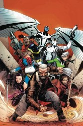 ASTONISHING X-MEN #1 BY CHEUNG POSTER