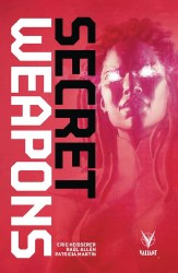 SECRET WEAPONS TP VOL 01